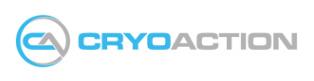 CryoAction logó