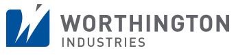 Worthington logó